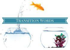 Transition Words in Essay http://www.grabmyessay.com/blog/transition-words-for-persuasive-essays #writingtips #essay #transitionwords #study #education