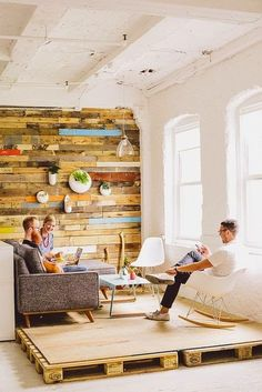 Great DIY Tips for Everyone: Raised seating area