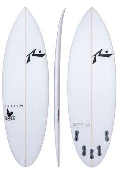 Rusty Rooster Surfboard