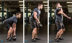 The 6 Best Kettlebell Exercises You Need To Do - Fitness Today