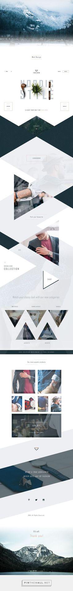Fashion Web Design   Fivestar Branding – Design and Branding Agency & Inspiration Gallery