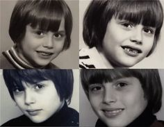 Mads Mikkelsen in childhood... see, he's always been adorable!
