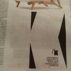 Anúncio katianey /suplemento do Jornal Estado de Minas
