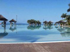 Wow! love this pic of the infinity pool at Sensatori Tenerife.