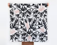 Angles furoshiki. Japanese eco wrapping von TheLinkCollective