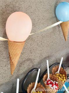 diy summer ice cream themed invitations party ideas pinterest ice ice cream party and cream