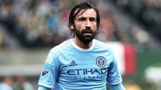 Andrea Pirlo Hairstyle