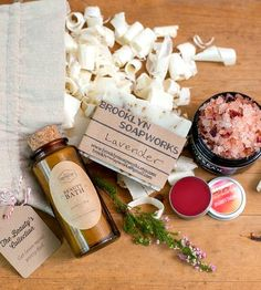 For Her: The Beauty's Bath & Skincare Gift Set by Gifts by Shoppe on Scoutmob Shoppe