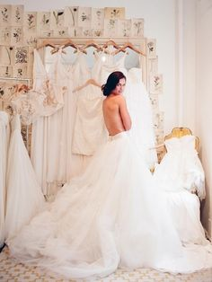 Wedding Dress Shopping: Dressing For Your Shape. This may just be my dream dress