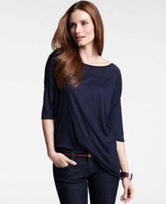 Love Asymmetric Shirts for fall...just bought :)