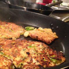 Low Carb Puffer vegetarisch http://paulkliks.com