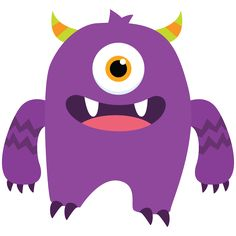 Monster clipart free images