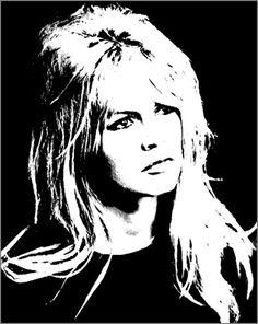 brigitte bardot | Brigitte bardot Painting - Delacroix Creations
