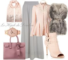 hijab hijeb voile outfit inspiration tenue look style fashion mode muslima modest wear modest fashion Islamic Fashion, Muslim Fashion, Modest Fashion, Hijab Fashion, Fashion Outfits, Womens Fashion, Stylish Hijab, Casual Hijab Outfit, Hijab Chic