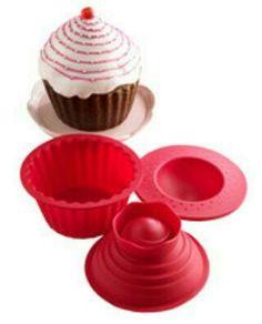JML Giant Cupcake Mould