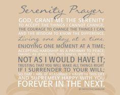 original art serenity prayer wallhanging by serenity prayer pinterest prayer wall and serenity