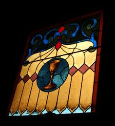 Stained Glass - Grail at Provenance in Philadelphia
