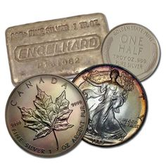 Buy Bargain Bin Silver, Pure (Best Place to Purchase Low Premium Silver) Bullion Coins, Silver Bullion, Homemade Wine, How To Make Homemade, Old Silver Coins, Strawberry Wine, Coin Prices, Coin Collecting, Precious Metals