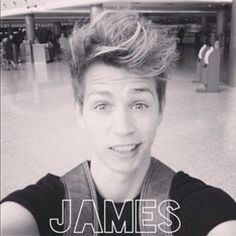 James | The Vamps | McVey