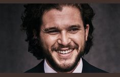 Kit Harington...who else could it possibly be