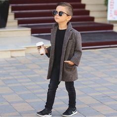 #stylishkids Trendy Boy Outfits, Outfits Niños, Cute Baby Boy Outfits, Little Boy Outfits, Toddler Boy Outfits, Toddler Boys, Toddler Boy Style, Children Style, Young Children