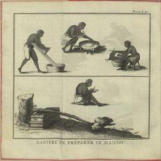 """D.S. XVIII – 97 – 0003_new -  Jean-Baptiste Labat (1633 -1738),  O.P.  –""""Nouvelle relation de l'Afrique Occidentale…"""". A Paris : chez Pierre-François Giffart, 1728. BNP D.S. XVIII - 97"""
