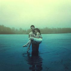 That water looks amazing! Unfortunately I can only picture bella and edward
