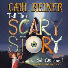 This is another great Halloween book with a cd.  It is super fun to read and listen to the story with students; especially if you are working on writing your own scary stories:)