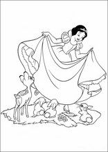 Coloring Book ColouringSnow White And The Seven Dwarfs3
