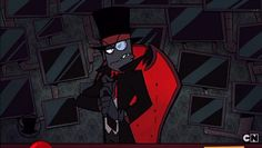 Cartoon Network, Villainous Dementia, Dr Flug, Hat Organization, Villainous Cartoon, Dad Jokes, The Villain, Memes, Fandoms