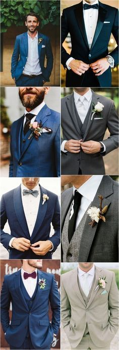Wedding Ideas » Groom » 36 Groom Suit That Express Your Unique Styles and Personalities » ❤️ See more: http://www.weddinginclude.com/2017/06/groom-suit-that-express-your-unique-styles-and-personalities/?utm_content=bufferede22&utm_medium=social&utm_source=pinterest.com&utm_campaign=buffer Find your Groom's look at www.pinterest.com/laurenweds/groom?utm_content=buffer1852a&utm_medium=social&utm_source=pinterest.com&utm_campaign=buffer