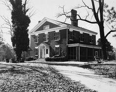 Great Oaks.  Kerr Studios-Atlanta History Center Collection.  1953.