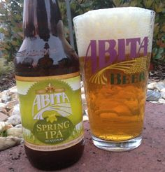 Abita (@TheAbitaBeer) Spring IPA. Tasty, crisp & refreshing #craftbeer