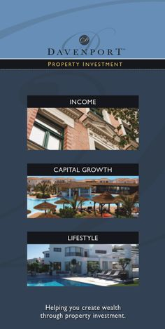 Investment Property, Investing
