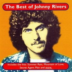 Barnes & Noble® has the best selection of Pop AM Pop CDs. Buy Johnny Rivers's album titled Best of Johnny Rivers [EMI] to enjoy in your home or car, or Cd Cover, Album Covers, Johnny Rivers, Cool Things To Buy, Good Things, Muddy Waters, Summer Rain, Greatest Hits, Listening To Music