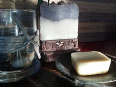Natures Home Spa: Solid Lotion Bars