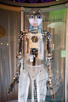 Carnegie Science Center has the world's largest permanent robotics exhibit