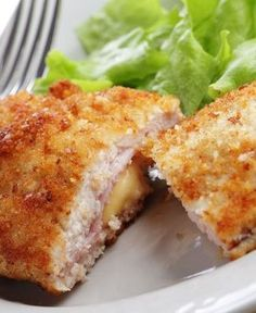 How To Make Classic Cordon Bleu– It's SO Much Easier Than You Would Think!