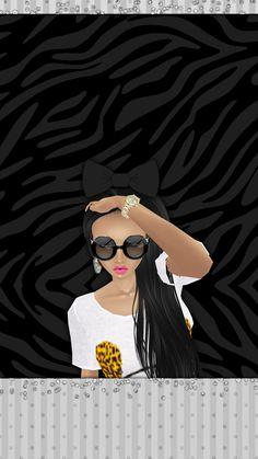 Dazzle my Droid: Freebie fleek wallpaper set Kids Canvas, Diy Canvas Art, Homescreen Wallpaper, Cellphone Wallpaper, Pink Walpaper, Dope Wallpapers, Vintage Wallpapers, Chanel Art, Vintage Pop Art