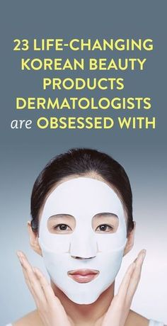 23 Life-Changing Korean Beauty Products Dermatologists Are Obsessed With skin face skin no makeup skin requires commitment skin secrets skin tips Beauty Care, Beauty Skin, Beauty Hacks, K Beauty, Beauty Ideas, Beauty Makeup, Eyelashes, Eyebrows, Skin Care Routine For 20s