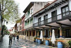 Aviles, Asturias. Spain