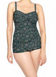 Evans Tribal Tankini�Plus Size Swimwear  Please Repinm If You Like It.  #plussizeswimwear  http://swimwear.bestplussizewomensclothing.com
