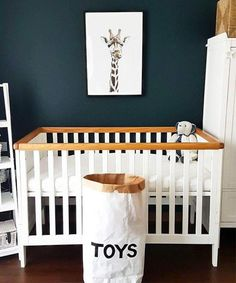 23 Amazing Gender-Neutral Nurseries - - Forget pink and blue. We've rounded up the most stylish gender-neutral nurseries to get your creative juices going. Nursery Room, Girl Nursery, Nursery Decor, Nursery Ideas, Nursery Furniture, Room Ideas, Nursery Design, White Furniture, Coral Gables