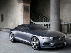 Volvo's 2013 concept car.