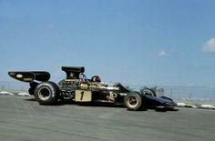 1973 Watkins Glen - Emerson Fittipaldi (John Player Team Lotus), Lotus 72E - Ford V8