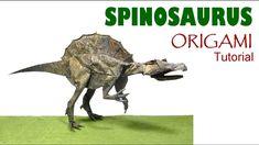 Origami Spinosaurus Tutorial  (Satoshi Kamiya) dinosaur оригами учебник динозавр: Cómo hacer un Spinosaurus en Origami Diseñado por Satoshi Kamiya  ========================================   Nivel de dificultad: avanzado (complex)  Papel recomendado: doble seda: 50cm x  50cm   Website: http://ift.tt/2dVCdlI Instagram: http://ift.tt/2e9Aq7U Flickr:  http://ift.tt/2dVCeGi  ========================================  Music: Acoustic Guitar Mariano Zavala B.