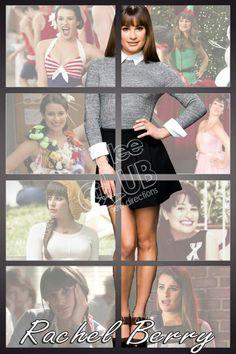 #RachelBerry #Glee #LeaMichele