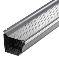 Smart Screen Five 4' aluminum gutter guards