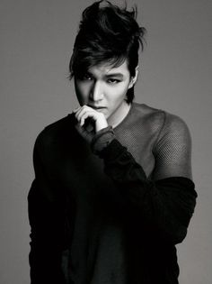Many, many pictures of Lee Min Ho. You're welcome.