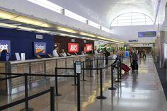 Car Rental Tucson International Airport Tucson International Airport (TUS) - Tucson, AZ   Inside the Tucson ...